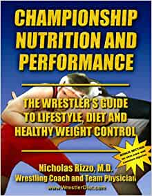 cutting weight for wrestling diet