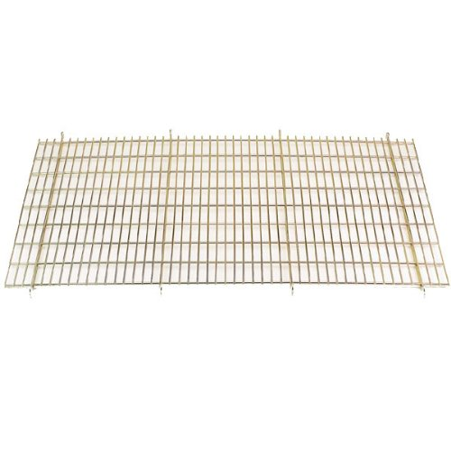 (Pro Select Gold Cage Floor Grate, Medium, 30-Inch)