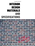 Interior Design Materials and Specifications, Lisa Godsey, 1563674874