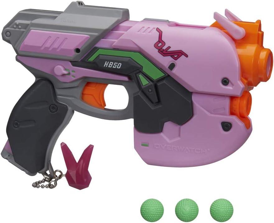 Nerf- Rival Overwatch D.Va (Hasbro E3122190)