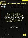 Star Wars: The Force Awakens: Cello Play-Along Volume 2 (Hal Leonard Cello Play-along)