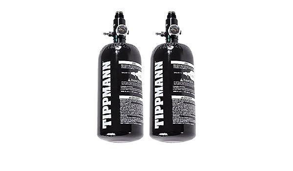 Amazon.com : 2 - Pack Tippmann Basics 47 / 48ci 3k Aluminum ...
