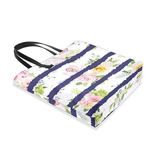 multicolore tote Taille 001 unique pour femme Cabas Mnsruu pfgq4Hw