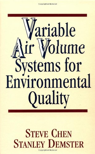 Variable Air Volume Systems for Environmental - Conditioning Air Vav