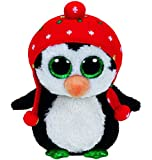 Ty Beanie Boo 36172 - Freeze - Penguin with Knit Hat