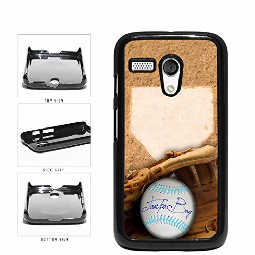 Tampa Bay Glove and Baseball Plastic Phone Case Back Cover Moto G
