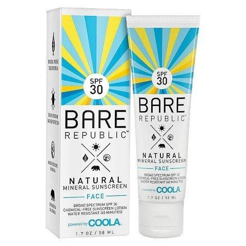 l Face Sunscreen Lotion SPF 30 (1.7 oz) (Intense Spf 30 Sunscreen)