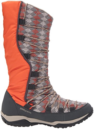 Sage Women's Snow Columbia Print Boot Omni Heatwave Heat Silver Loveland wgaRgq8