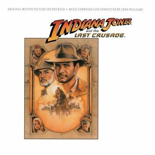 Indiana Jones And The Last Crusade (John Williams) by Concord Records (2009-02-17)