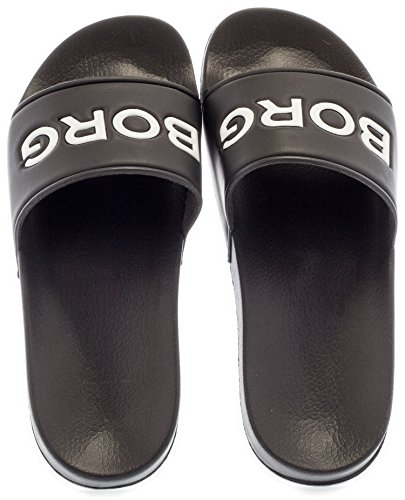 Bjorn Borg Mens Slider Harper Uk 6.5 Nero