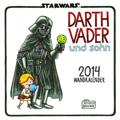 Star Wars: Darth Vader und Sohn Wandkalender 2014