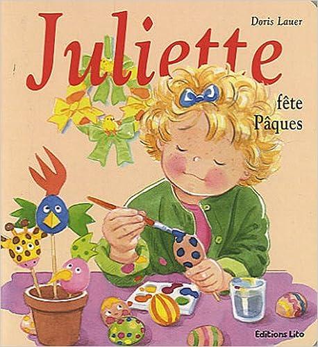 Livre gratuits en ligne Mini Juliette fête Pâques - Dès 2 ans pdf, epub