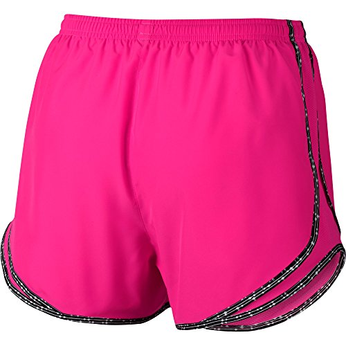 HYPER Damen BLACK Tempo GREY WOLF Schwarz Pink Grau Shorts Nike PINK YAwqSdA