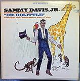 SAMMY DAVIS JR SINGS DR. DOLITTLE vinyl record