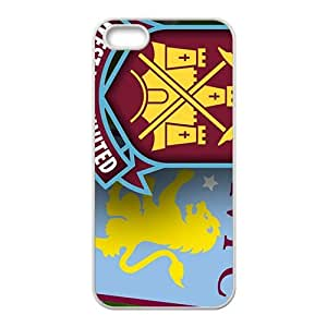 diy zhengCool-Benz WEST HAM UNITED soccer premier Phone case for Ipod Touch 5 5th /