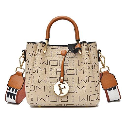 Handbags Mini Single Mini Fashion Brown Bag Fashion Pocket Women Wxin Shoulder Inclined Mini Summer 6vZwd6Rq