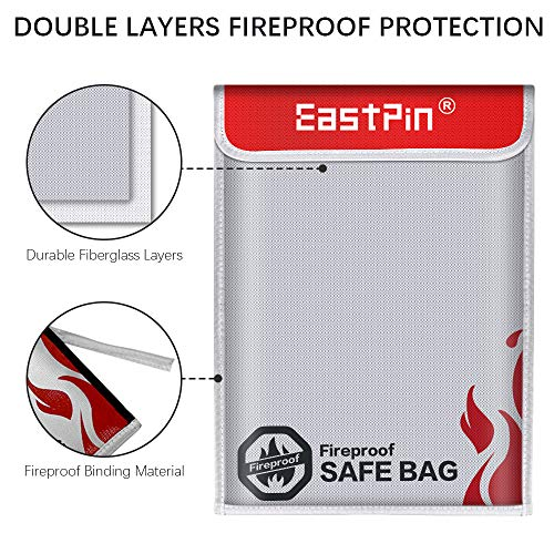 Fireproof Document Bags-15x11