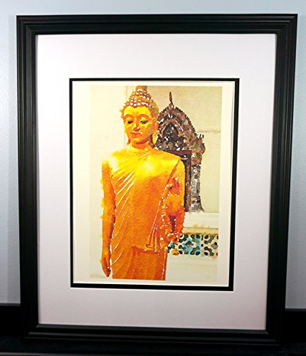 the-golden-buddha-original-11x14-fine-art-print-signed-by-the-artist-free-shipping