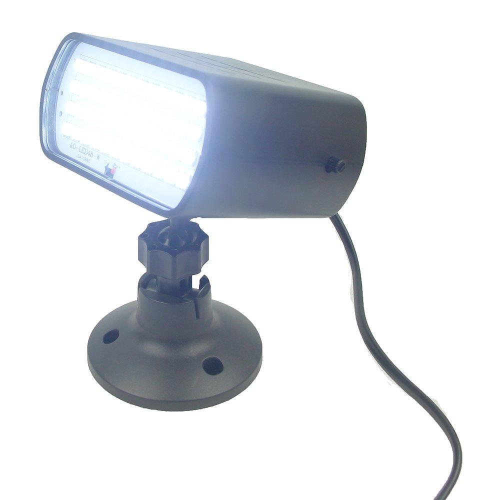 Benma - Luz LED estroboscópica de Discoteca, Luz Blanca, efecto flash y música activada: Amazon.es: Iluminación