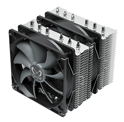 (Scythe 56500  Heatsink for CPU, Black)