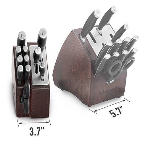 Calphalon Contemporary Self-Sharpening 14 Piece Cutlery Knife Block Set with SharpIN Technology - http://coolthings.us