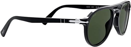 Persol Sunglasses PO3235S  95//31 Black green