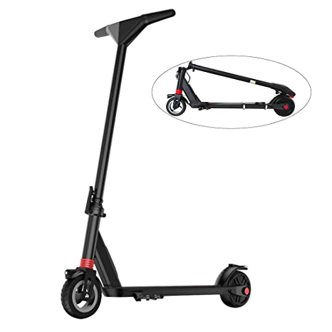 Scooter electrico Adulto, Plegable 6 Pulgadas 250W Carga ...