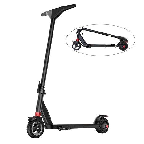 Scooter electrico Adulto, Plegable 6 Pulgadas 250W Carga ...