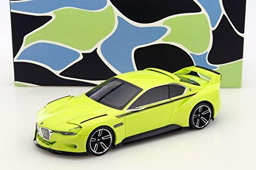 BMW 3.0 CSL Tribute light green 1:18 Norevの商品画像