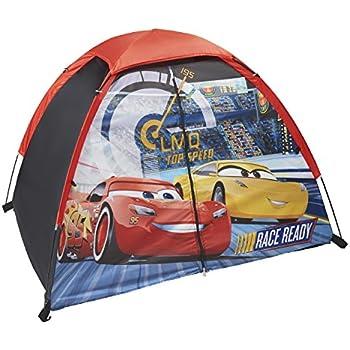 Amazon Com Playhut Cars Lightning Mcqueen Play Structure