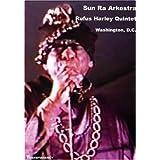 Sun Ra Arkestra - WPFW Radio Jazz Festival - Washington DC with Rufus Harley Quintet (Vol. 4)