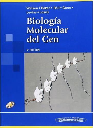 Biología Molecular del Gen. (Incluye Cd-Rom): Amazon.es ...