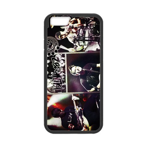 """Fayruz - iPhone 6 Rubber Cases, Blink 182 Hard Phone Cover for iPhone 6 4.7"""" F-i5G362"""