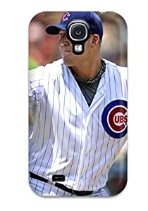 7978879K870407025 chicago cubs MLB Sports & Colleges best Samsung Galaxy S4 cases