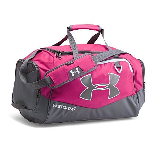 Under Armour Storm Undeniable II Duffle, Small, Tropic Pink/Graphite