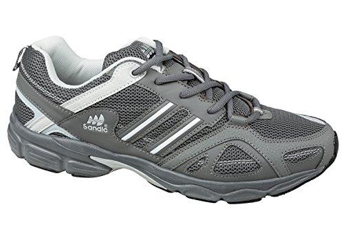 gibra - Zapatillas de running de sintético/textil para hombre Gris - gris