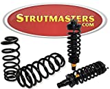 Strutmasters 4 Wheel Air Suspension Conversion Kit for 2002-2006 Chevrolet Trailblazer EXT