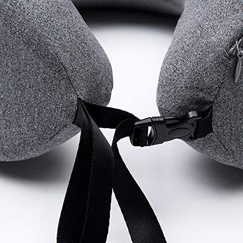 PMA Graphène Chauffage Oreiller En U En Forme de Cou Soutien Électrique Chauffage Oreiller Voyage Home Office Thermique Cou Coussin Hiver Printemps