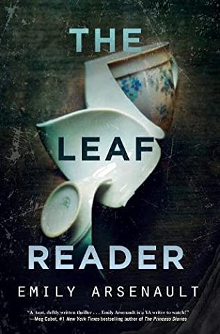 book cover of The Leaf Reader