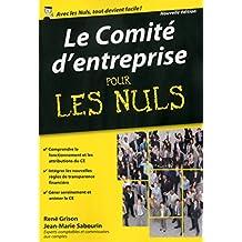 Le Comité d'entreprise pour les Nuls poche (French Edition)