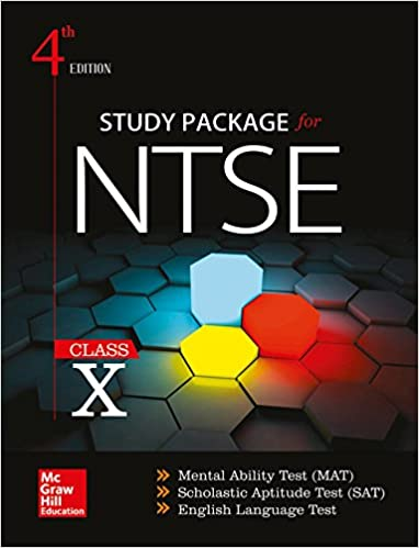 Study Package for NTSE for Class X - byMHE