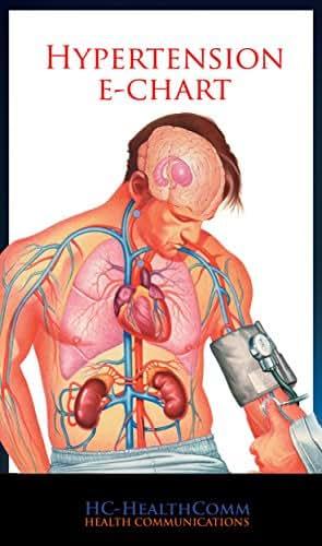 Hypertension e-chart: The digital version, full illustrated