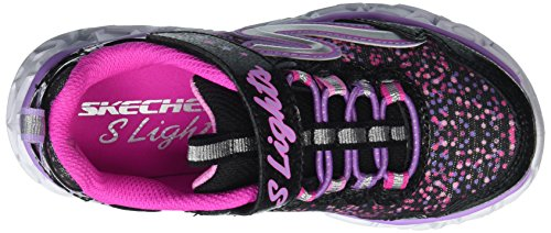 Skechers S Lights Galaxy Lights - 10920L - Black Multi