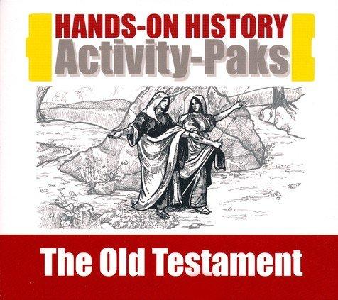 The Old Testament Activity-Pak