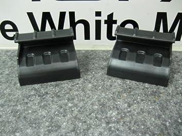 Bon 2007 2012 JEEP WRANGLER SOFT TOP REAR WINDOW TAILGATE BAR RETAINER BOTH  MOPAR