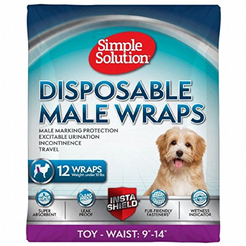Simple Solution Disposable Male Wrap (Toy) (May Vary)