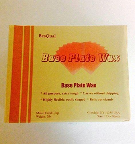 Buy base plate wax dental