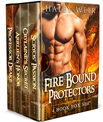 Set Attacking (Fire Bound Protectors Box Set)