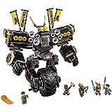 LEGO UK 70632 Quake Mech Playset