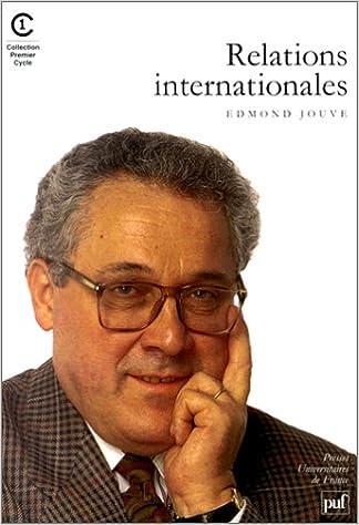 Livres gratuits que vous téléchargez Relations internationales PDF ePub iBook